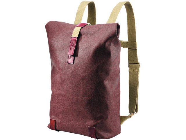 413dd65e38 ... Brooks Pickwick Canvas Backpack Small 12l chianti/maroon. Brooks ...